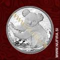 2009 Avstralija, Koala, 1 AUD, 1oz