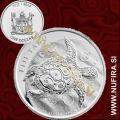 2013 Fiji, Taku, 1 Dollars, 1/2 oz