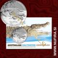 2014 Avstralija, Graham Krokodil, 1 AUD, 1oz