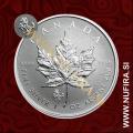 2014 Kanada, Javorjev list (PRIVY) Konj, 5 CAD, 1oz