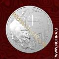 2021 Avstralija (RAM), Lunar, Ox, 1 AUD, 1oz