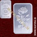 Emirati, Vrtnica, 1oz srebro